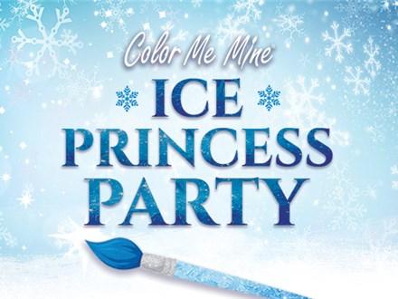 Ice Princess Party - January 18, 2020
