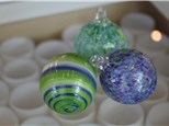 make your own ornament at glassybaby berkeley - november 13
