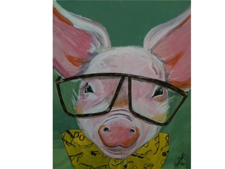 SOLD OUT - Pig's Tie