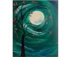 Cherry Blossom Moon