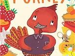 The Very Stuffed Turkey- Paint Me a Story