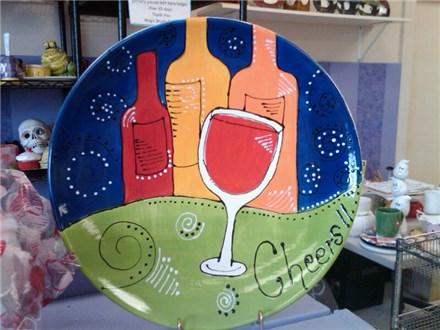 Ladies Wine Platter Night - April 20th