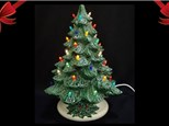 Ceramic Christmas Tree Painting at Monroeville Winery - November 9th SOLD OUT!