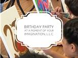 Birthday Painting Event