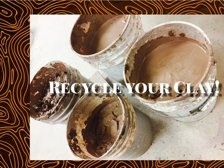 Reclaiming Clay; Special Workshop