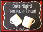 You, Me, & @ Mugs Valentine's Day Event @ The Pottery Patch