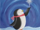 """Kids Night Out """"Penguin Wishes"""" Friday, December 4th 6-8 p.m."""