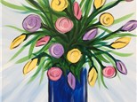 Adult Canvas - Spring Tulips - 04.21.17 - Evening Session