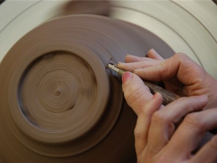 Adult Pottery Wheel Classes - Carroll Gardens