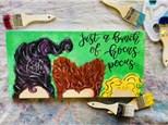 Hocus Pocus Inspired Paint Class