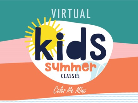 VIRTUAL SUMMER CAMP - PLAY WITH CLAY!