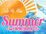 Summer Camp: June 25th 10am-12:30pm - Set of 2 ICE CREAM BOWLS