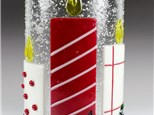 Make a Fused Glass Candle Shield - Adult/Young Adult (14+) Beginners Welcome Wed. Dec. 2