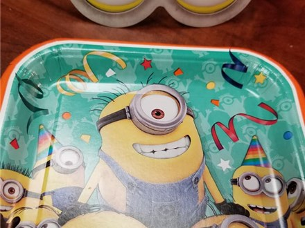 Minions & Dragons Party Package