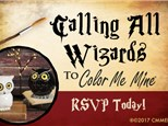 Kids Day Out - Calling All Wizards Part II! - Nov. 20
