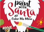Paint With Santa - Saturday, December 8th 2018