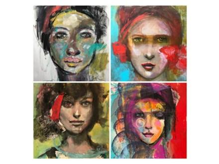 Weekend Workshop with Guest Artist Sara Burch