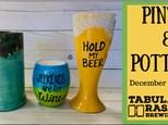 Pints & Pottery at Tabula Brewery