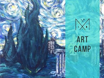 Art Kids' Camp