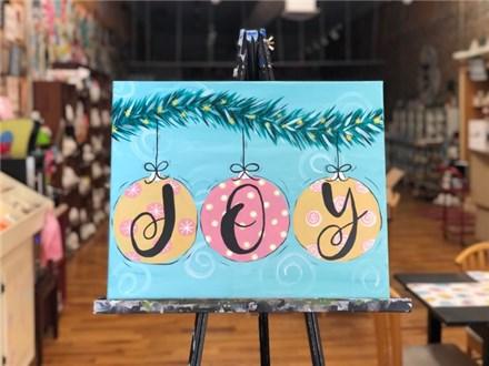 Dec 15 JOY Canvas