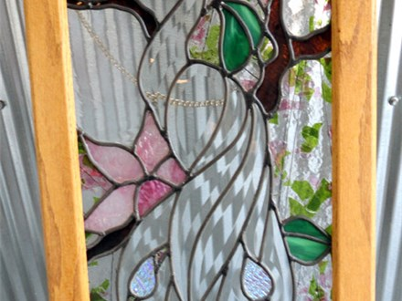 Intermediate Stained Glass - Thur's