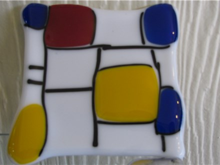 Homeschool Art Class Dec 2 Piet Mondrian at ARTISAN YOU!