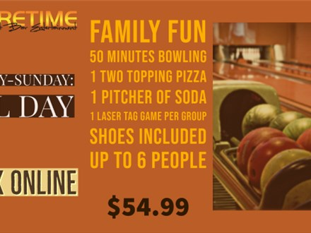 Family Fun Package