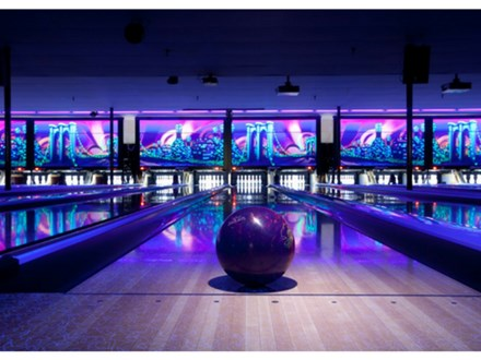 COSMIC BOWLING Lane Reservation - Friday 10 pm- 1:00am