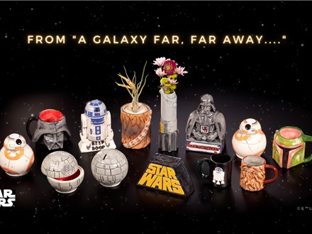 Star Wars Paint and Watch