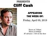 Cliff Cash & Michael Geeter - Howard City - April 5th