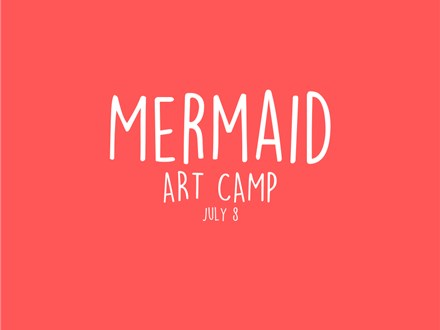 Mermaid Art Camp