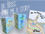 Paint Me A Story: Oh the Places You'll Go