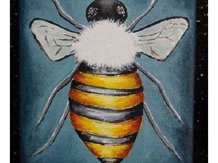 Bee an Artist Paint Day! - 7/22