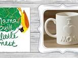 Storytime - I Love Mom Mug