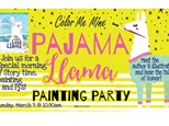 Pajama Llama Party - March 3, 2019 @ 10:30am