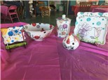 Host a Pottery Party EARN 10% pottery FREE...