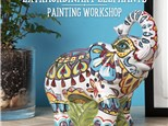 Decorated Elephant Adult Workshop! - March 18th