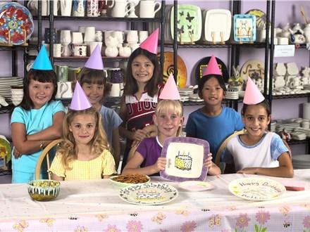 Children's Birthday Party Deposit