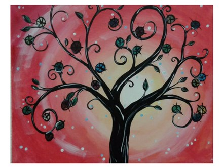 Thirsty Thursdays - Paint and Sips on Special every Thursday ALL SUMMER LONG!!!