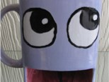 School's Out Workshop Dunk Mug Monsters at Artisan You