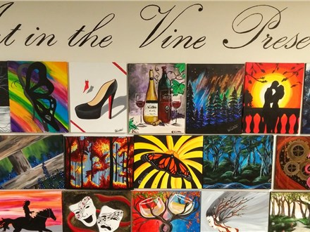 02/28 Pick a Painting 7 PM $35