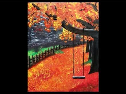 10/17 Autumn Swing 7 PM $40