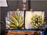 7/24 Succulents (deposit)