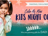 Kids Night Out - Father's Day Theme