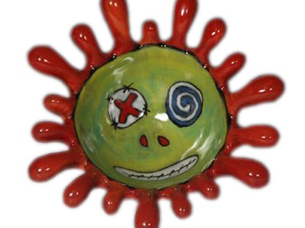 Fall Workshop: Ghoulish bowl - October 11th, 2017