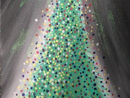 Saturday, December 17th Glitter Tree 6:30pm