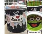 trash can cookie jar