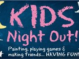 Kids Night Out! - Clockworks - May 18th