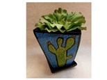 Wednesday Class - Coblestone Cactus Planter - May 9th or 23rd