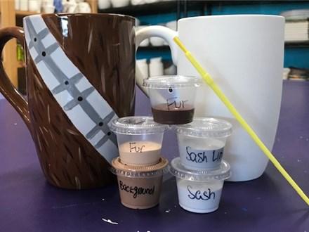 Star Wars Mug To Go Kit